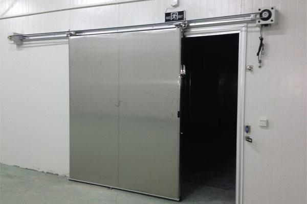 电动平移门-冷库门-冷库-江苏西飞制冷设备工程有限